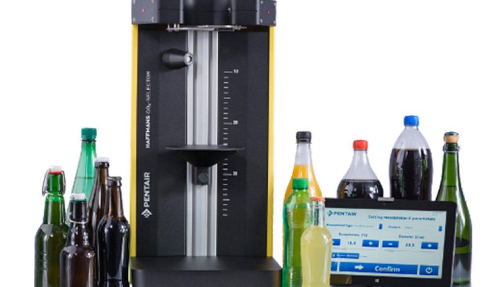 Determinación de contenidos en cerveza (CO2 Selector, Medición no-invasiva)